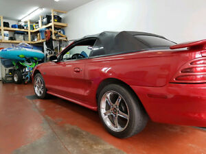1994 Ford Mustang GT Convertible Cabriolet