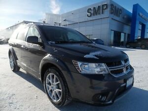 2015 Dodge Journey R/T AWD, heated leather, rem. start, back up