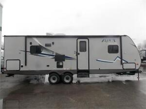 2017 FOREST RIVER COACHMEN APEX 25LE TRAVEL TRAILER