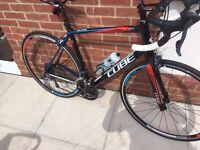 Mens Racing Bike - CUBE Penoton