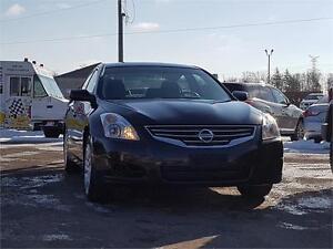 2012 Nissan Altima 2.5 S w/ CVT