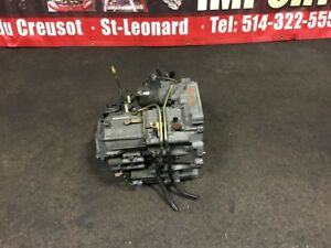 JDM HONDA CIVIC TRANSMISSION 2001-2005 INSTALLATION INCLUDE
