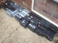 Only £190! 300kg Lead Batteries Scrap - Collect Any Time