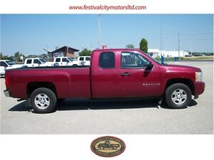 2007 Chevrolet 1500 Ext. Cab 4x4 | CERTIFIED