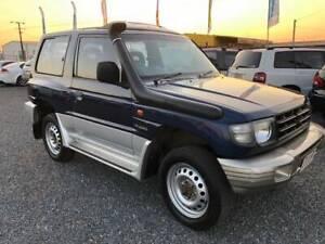 1999 Mitsubishi Pajero GLS LWB Manual SUV