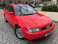 Audi A3 1.9 TDI SE 5dr*Long Mot*Timing belt*Serviced*Hatchback*Manual*Diesel*hpi clear*One owner