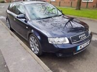 Audi A4 2.5 V6 TDI **RE-MAPPED** SPARES OR REPAIRS