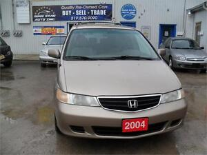 2004 Honda Odyssey EX MUST SEE  NO ACCIDENTS  2 SETS OF TIRES