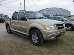 2005 FORD EXPLOYER SPORT TRAC 4X4,SUNROOF, HEATED LEATHER $7,450