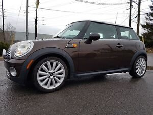 2010 MINI Cooper Hardtop MAYFAIR EDITION, BLUETOOTH, HARMON KARD
