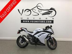 2014 Kawasaki Ninja 300-Stock#V2770-**Free Delivery in the GTA