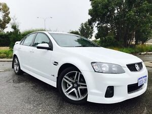 2012 Holden Commodore VE II MY12 SV6 Heron White 6 Speed Automatic Sedan Beckenham Gosnells Area Preview