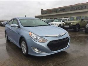 2014 Hyundai Sonata Hybrid Heated Seats, Push Button Start