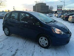 2012 Honda Fit DX-A VITRES ELECT A/C 95,000KM AUTOMATIQUE