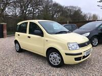 FIAT PANDA 1.2 [69] Active 5dr (yellow) 2011