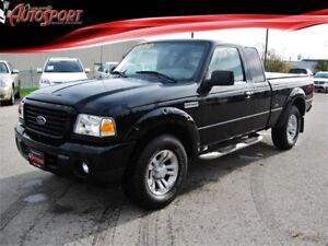 2009 Ford Ranger | SPORT| 4x4 | SUPERCAB