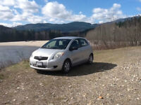 2007 Toyota Yaris LE Sedan- $5,200.00