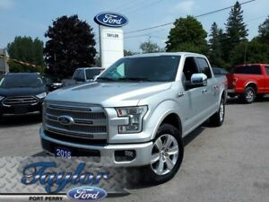 2016 Ford F-150 Platinum *LIKE NEW* *TECH PACKAGE*