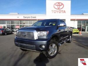 2007 Toyota Tundra Limited DOUBLE CAB V8 4X4 BLUETOOTH LEATHER