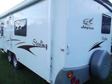 Jayco 23' Sterling shw R⁄out awning Annexe 12 rego   Roof A/C Penrith Penrith Area Preview
