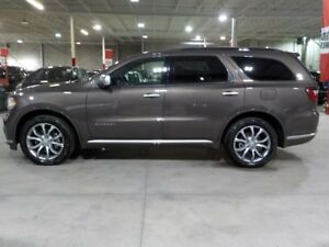 2017 Dodge Durango Citadel Platinum with Technology Group
