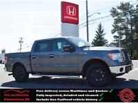2010 Ford F-150 XLT, Box Liner, Toneau Cover, Side Step !! 124$/