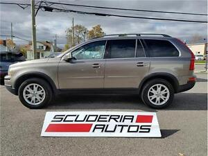 Volvo XC90 2008, Bas Km, AWD, 7 Passagers, Cuir, Impeccable !