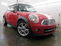 2011 MINI Cooper CUIR TOIT PANORAMIQUE MAGS A/C CRUISE 93,000KM