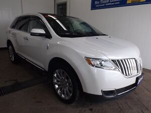 2014 Lincoln MKX AWD LEATHER NAV SUNROOF