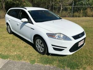 2014 Ford Mondeo TDCI LX White 5 Speed Automatic Wagon Slacks Creek Logan Area Preview