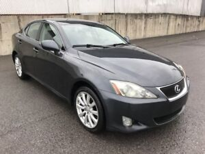 2006 LEXUS IS 250 lauto est SUPER CLEAN