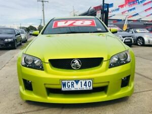 2008 Holden Commodore VE MY09.5 SS-V 6 Speed Automatic Utility