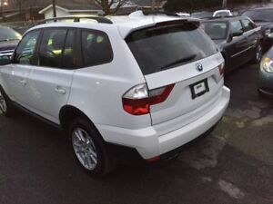 2009 BMW X3 Awd Camionnette