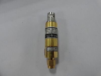 1pc HP 8472A 0.01-18GHz Coaxial Detector ±0.6dB SMA-BNC