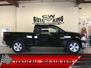 2013 Dodge Ram 1500 SLT / 4x4 / Quad Cab / Financing Available