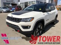 2018 Jeep Compass Trailhawk - PANORAMIC MOON-ROOF