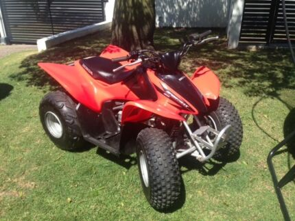 Honda TRX 90 quad Albany Creek Brisbane North East Preview