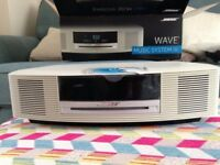 BOSE WAVE MUSIC SYSTEM 111 CD RADIO DAB TOUCH IN MINT CONDITION ALL BOXED PLEASE CALL 07707119599