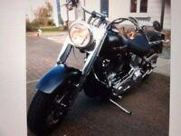 Harley Davidson, fatboy 2001 FLSTF