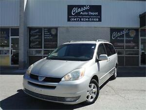 2004 Toyota Sienna LE**CERTIFIED**