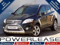 2010 10 FORD KUGA 2.0 ZETEC TDCI 2WD 5D 134 BHP DIESEL