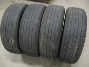 EXC SET OF 4 225/60R18 $100 FOR THE SET OF 4
