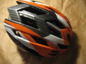 ironman helmet for bicycle. Adult size S/M/L, adjustable size