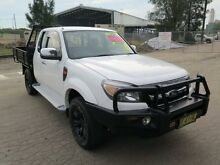 2009 Ford Ranger PK XLT White 5 Speed Automatic 4D UTILITY Silverwater Auburn Area Preview