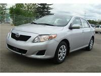 2009 Toyota Corolla CE Only 36,800KMs! NO ACCIDENTS BEST VALUE!