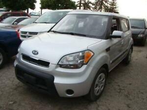 2010 KIA SOUL - ONLY 71 K * CERTIFY *  CLEAN