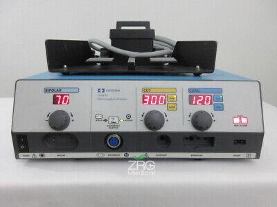 Valleylab Force Ez-cs Esu Electrosurgical Unit Generator With Food Pedal