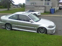 civic si swap b20