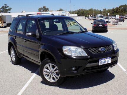 2011 Ford Escape ZD MY10 Black 4 Speed Automatic Wagon Maddington Gosnells Area Preview