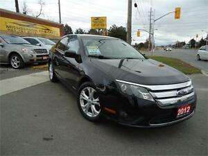 2012 Ford Fusion SE,ONE OWNER,NO ACCIDENT,VERY LOW KM'S